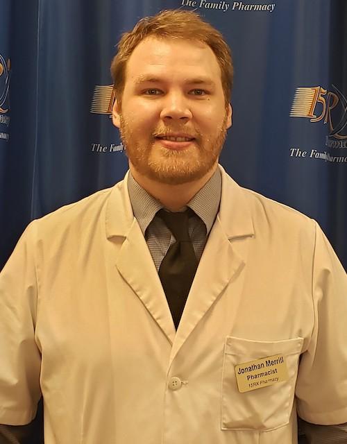 Jonathan Merrill - Pharm.D.